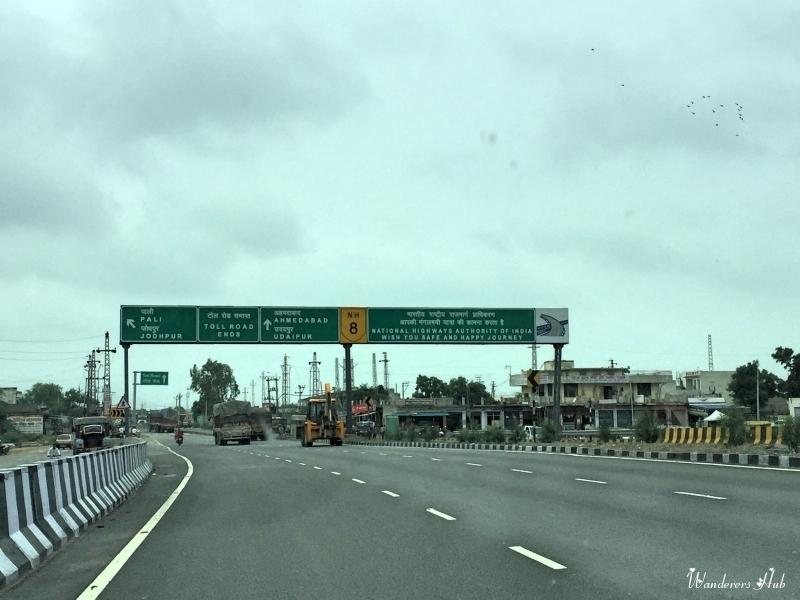 Rajasthan road trip from Delhi