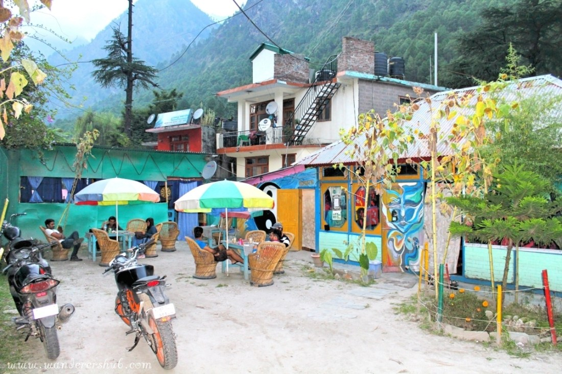 Places to visit in Kasol