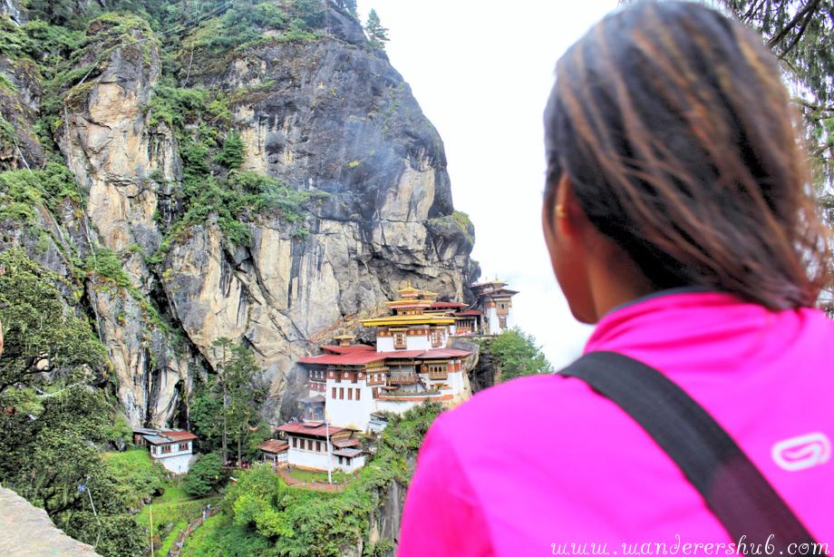 Tiger's Nest Bhutan Monastery