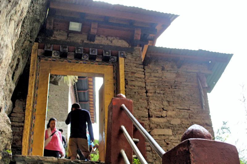 trip to bhutan