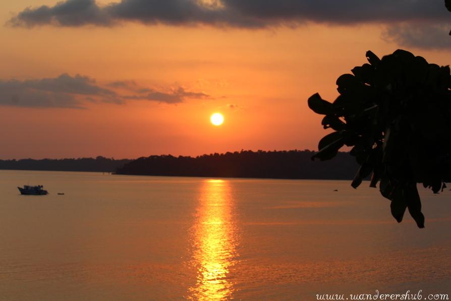 Andaman 2017 sunsets