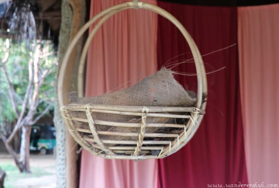 eco concept Saraii Village Weerawila srilanka