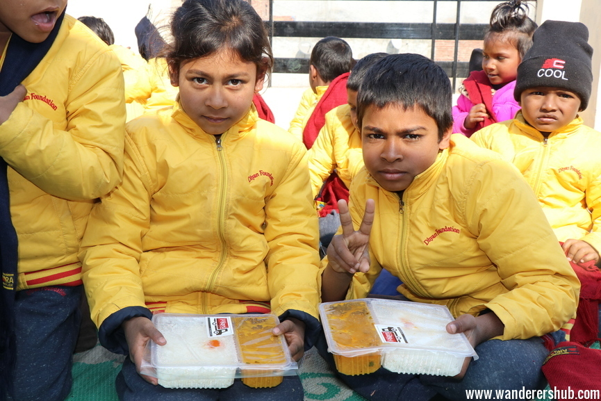 hygienic food - places to visit in delhi for kids