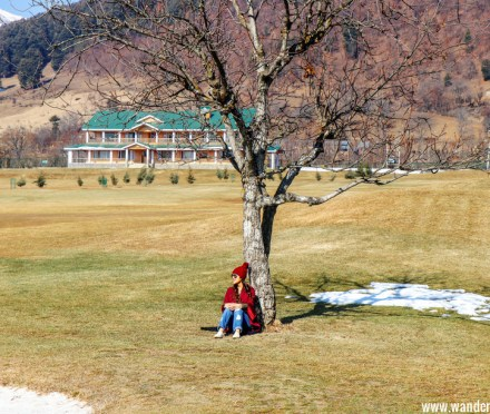 Golf course Pahalgam
