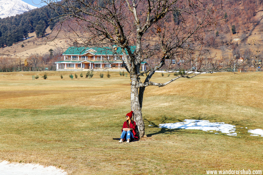 Kashmir tourist places