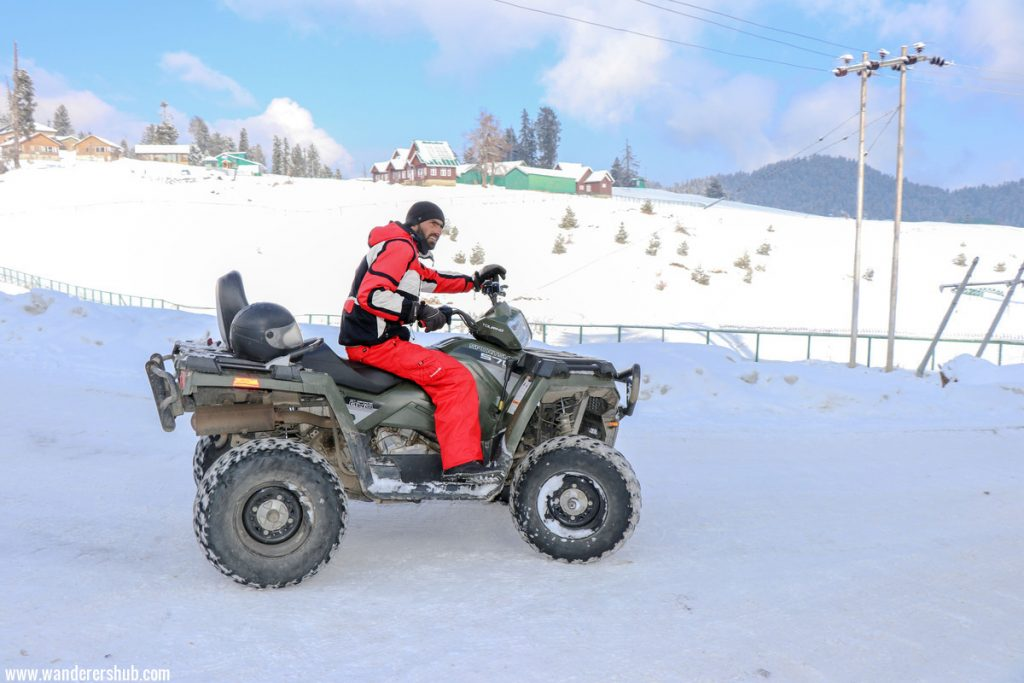 places to visit in Gulmarg Kashmir