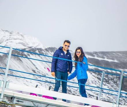Mt Titlis activities