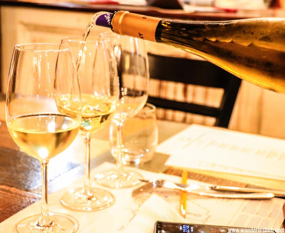 white wines Budapest