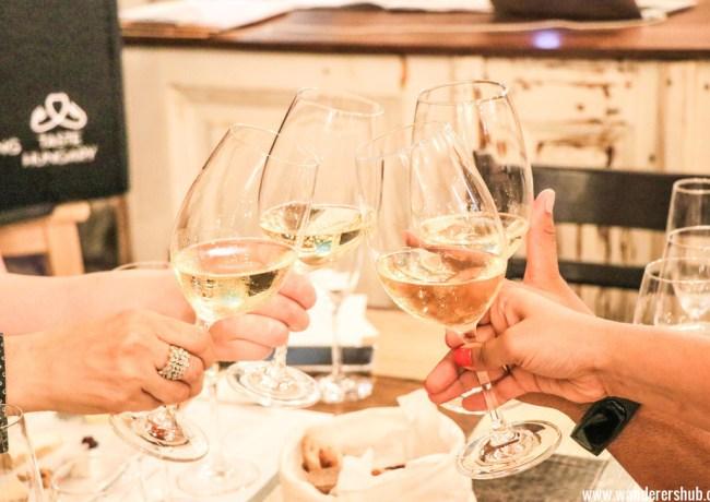 wine tasting budapest