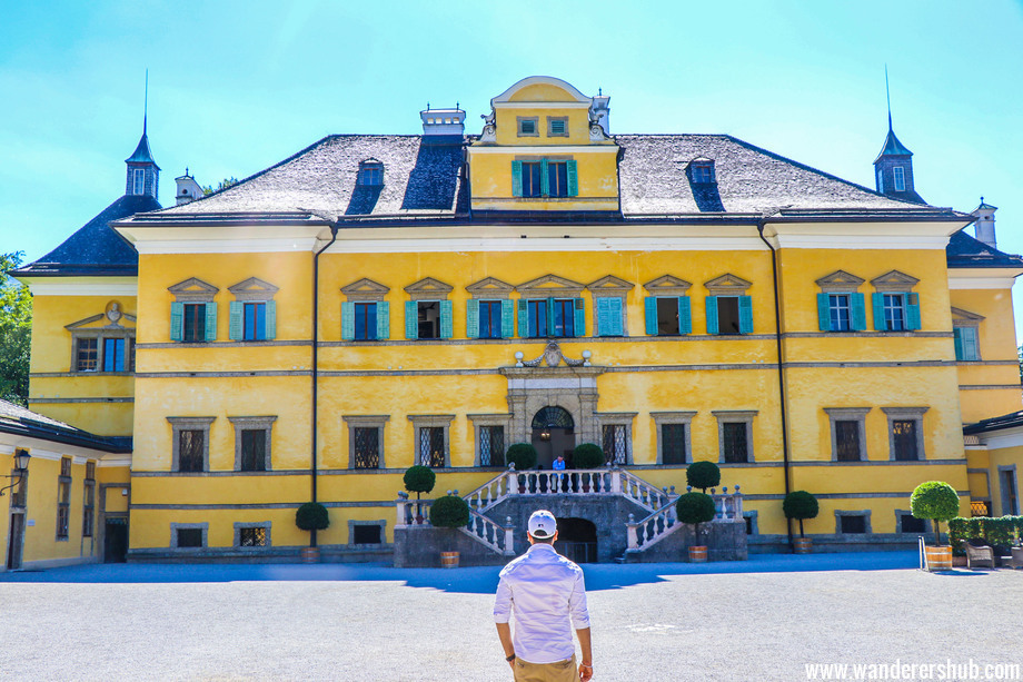 castles in Austria