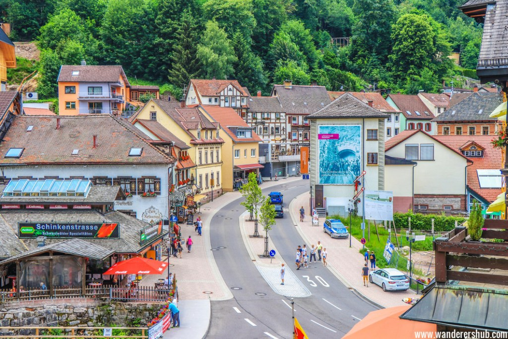 Black Forest Germany itinerary