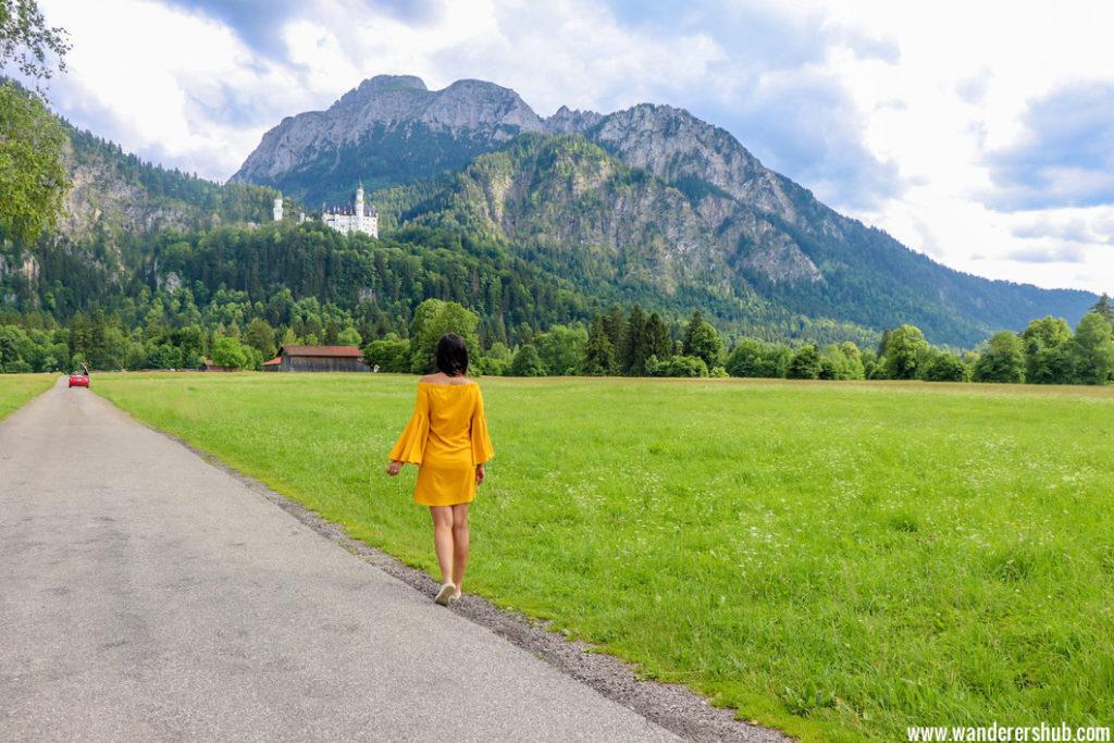german road trip