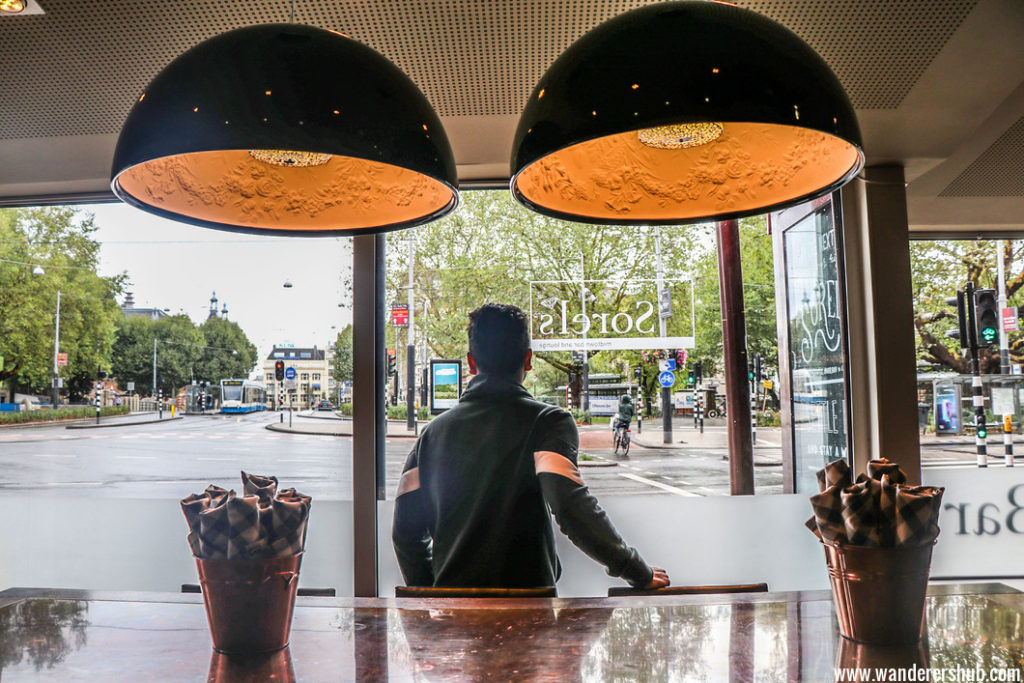Sorels Bar Amsterdam