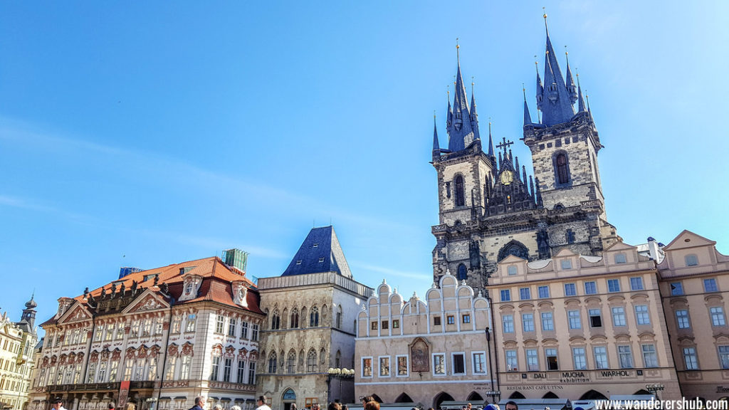 what to see in Prague in 3 days