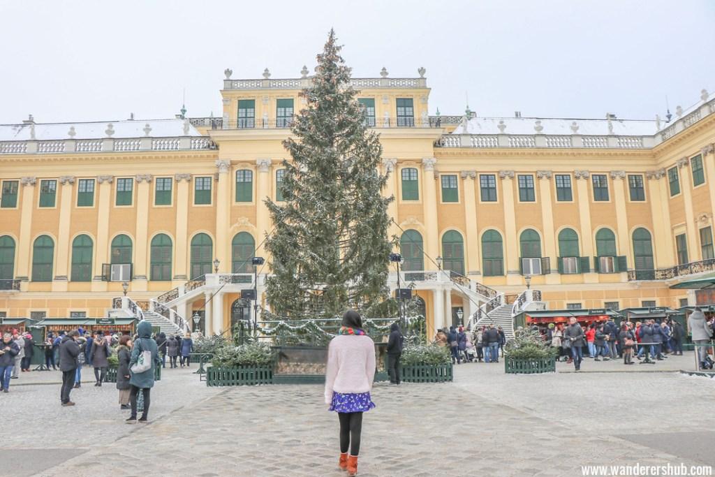 visit Vienna in winter