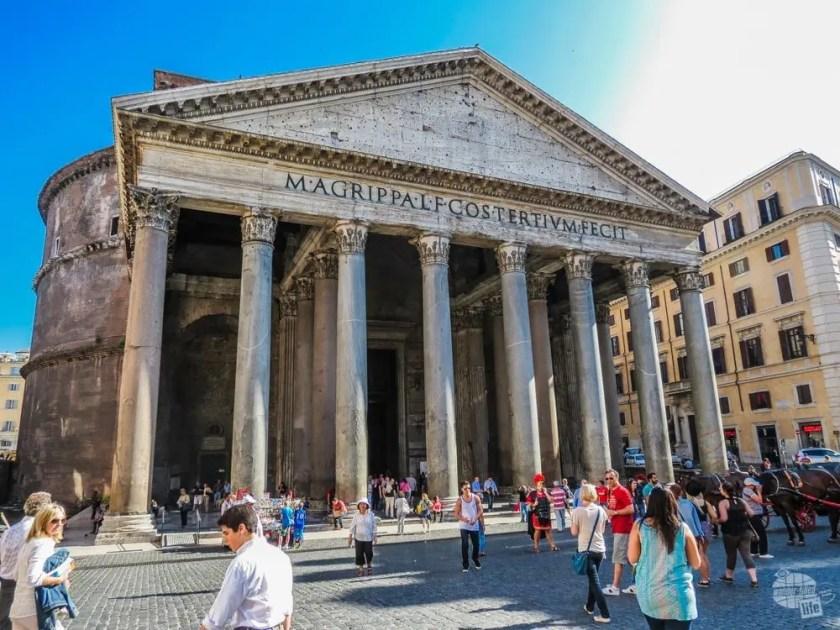 The Roman Pantheon