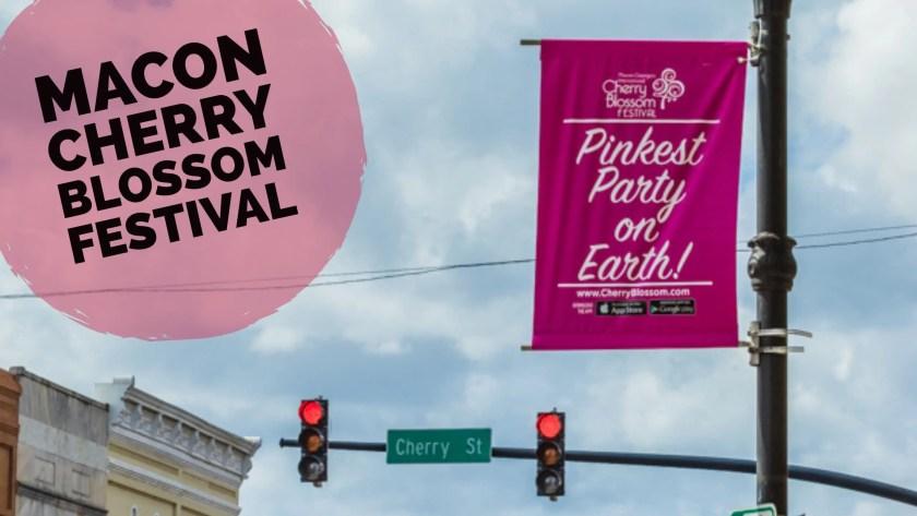 Macon Cherry Blossom Festival