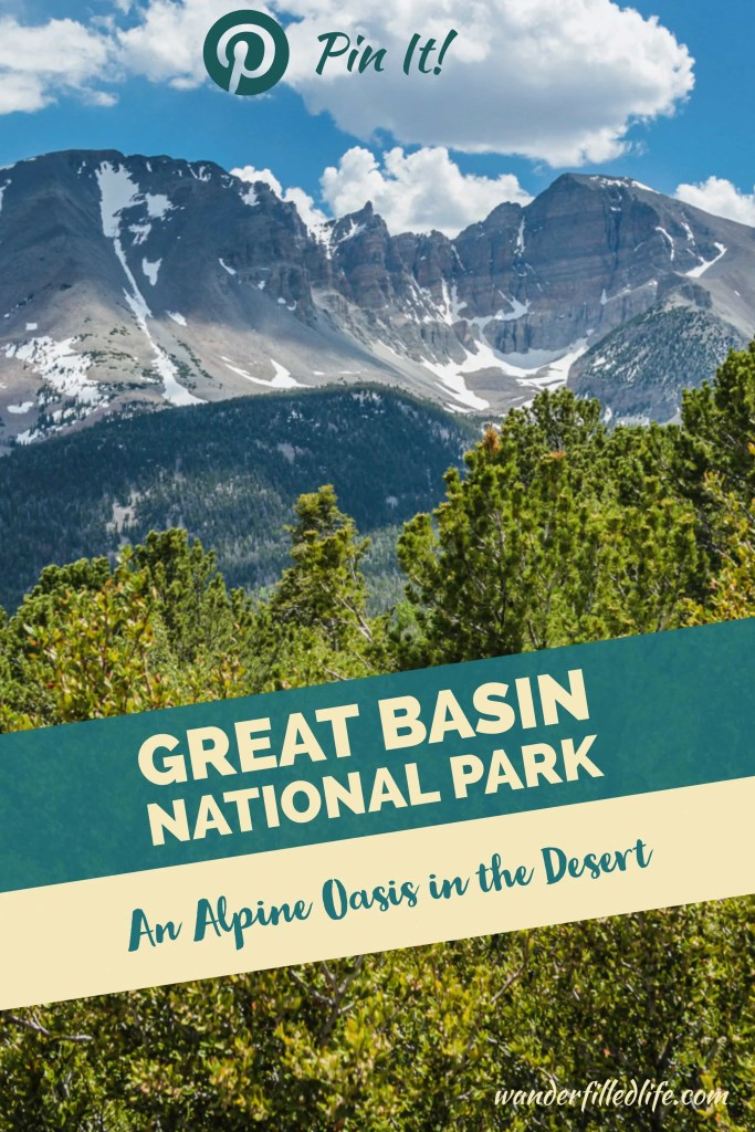Exploring Nevada's Great Basin National Park, where you will find mountains, caves, a glacier and much more! The variety of this park is its best feature.