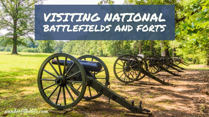 National Battlefields and Forts