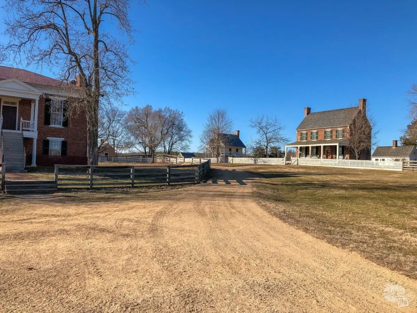 The Community of Appomattox Court House