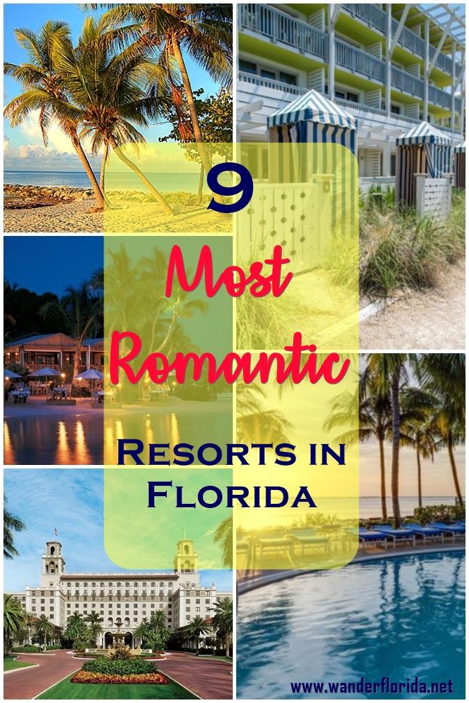 Florida Keys Character Rich Hotels Resorts: 9 Most Romantic Resorts In Florida