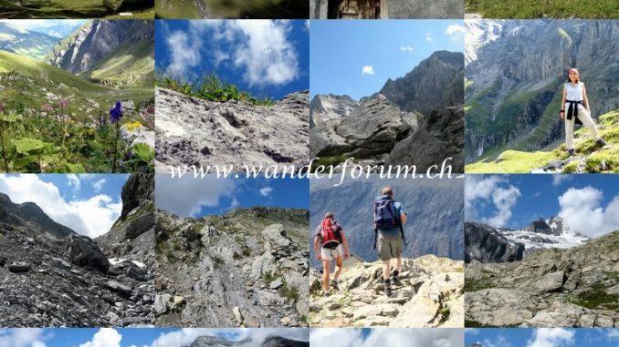 Wanderweg Panixerpass