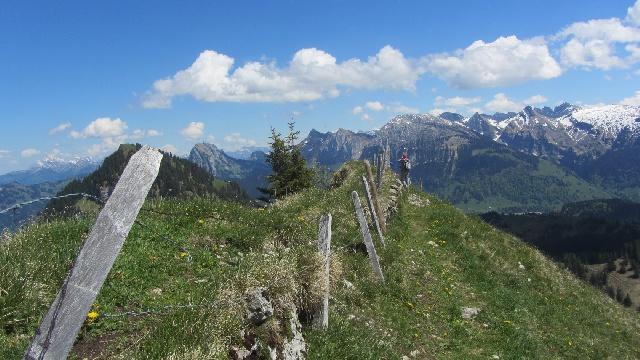 Gipfel Chli Aubrig