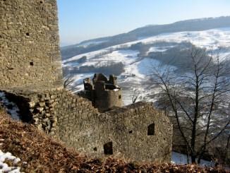 Linner Linde, Burg Schenkenberg