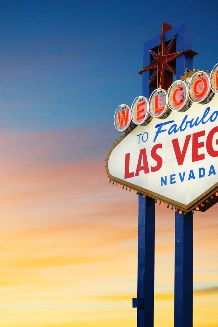 USA: Jeden dzień w Las Vegas