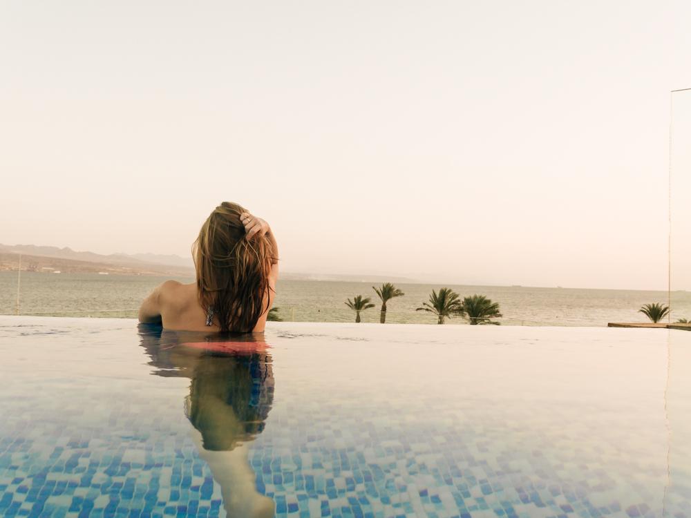 Eilat - Orchid Reef Hotel wandergirl blod podróżniczy blog o podróżach blog turystyczny