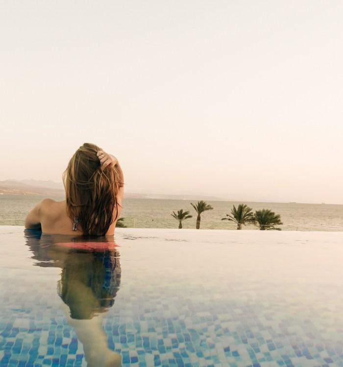 Eilat: Hotel z prywatnym infinity pool, czyli Orchid Reef