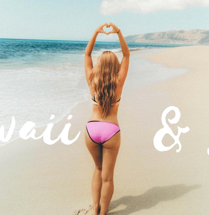 Hello world ♡ Hawaje & Los Angeles – film z podróży