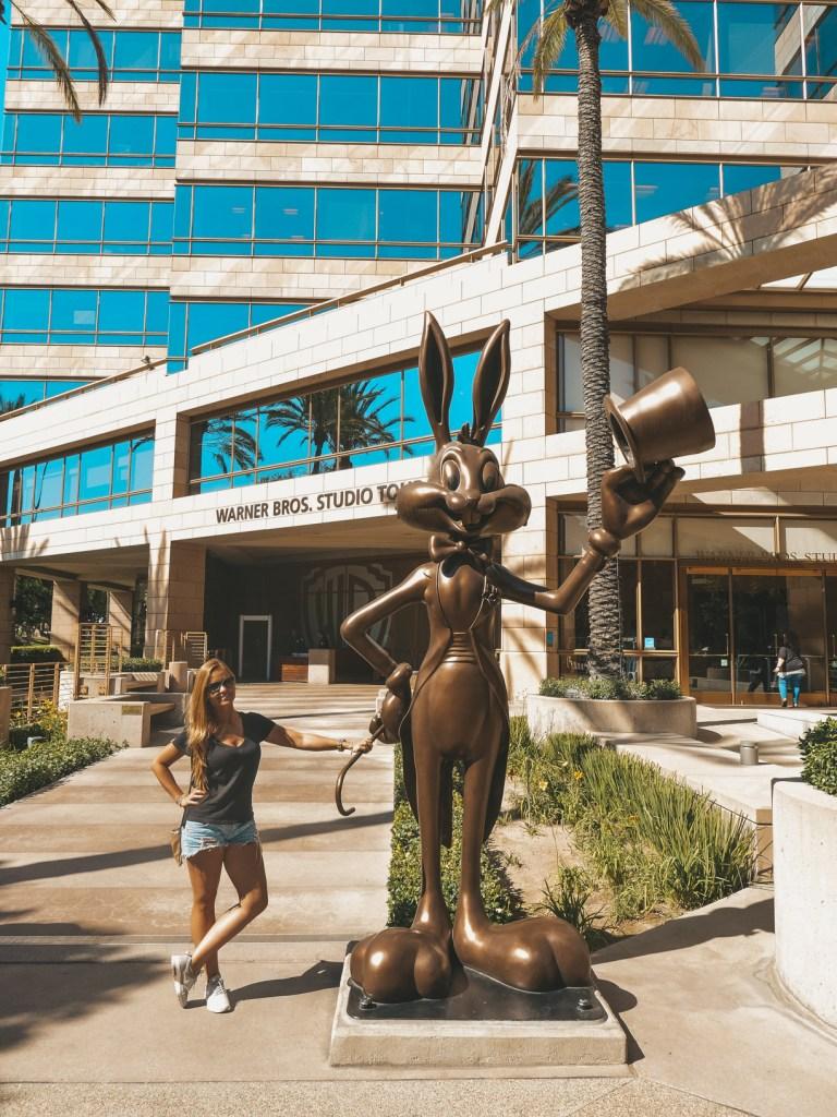 wandergirl san francisco kalifornia blog podróżniczy podrozniczy o podrozach o podróżach blog turystyczny blogerka podróżnicza Los Angeles USA warner bros
