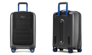 Bluesmart One best smart luggage front and back