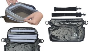 best Waterproof waist pouch for storage