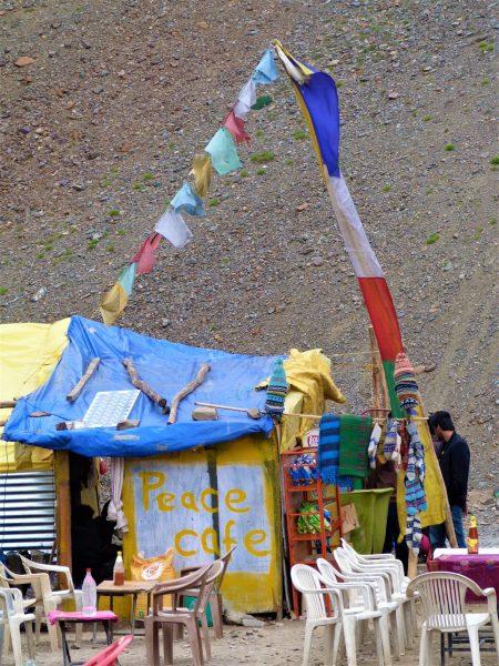parachute cafe - himalayas