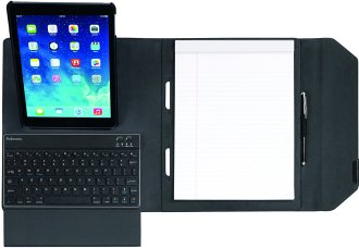 Fellows best iPad case and folio with keyboard top down