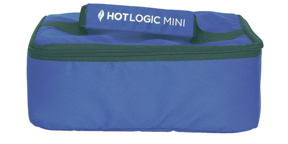 HotLogic mini best portable oven closed and sealed
