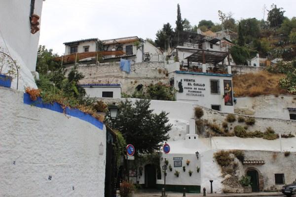 visit granada - sacramonte
