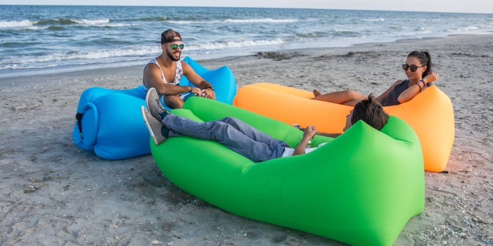 best inflatable loungers 2017
