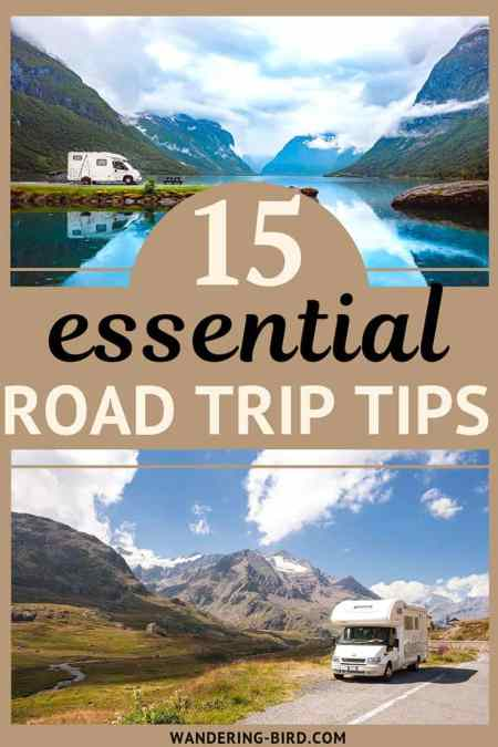 Road trips can seem intimidating- especially if you've never done it before! Here are 15 of the best Europe road trip tips you need to know before you go. #roadtrips #roadtriptips