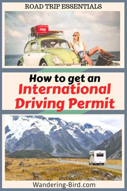 Confused by how to get an International Driving Permit for Europe? Did you know that there are not one, but THREE types of International Driver Permits? And different countries across Europe will only accept specific ones. This post will help you figure it out! #drivingtips #internationaldrivingpermit #europe #travel #traveltips #roadtrip #roadtriptips