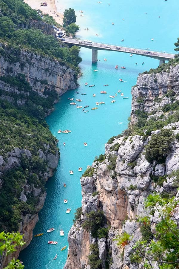 Is anything better than a road trip through France? Whether it's by car, motorhome or touring in a motorhome, France is an incredible country to explore on the road. Here are the best road trip and touring tips you need to plan your adventures! #france #roadtrip #motorhome #travel #tips #gorges
