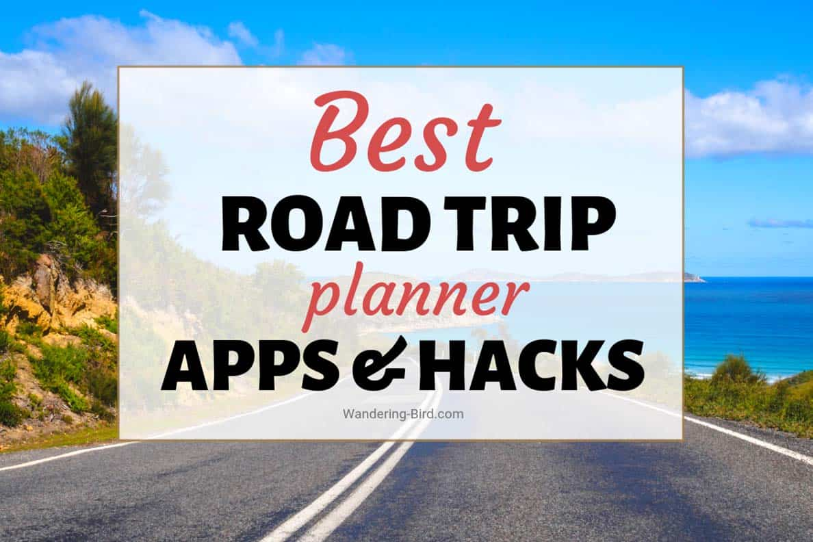 21 Of The Best Road Trip Planner Apps To Get Before You Go