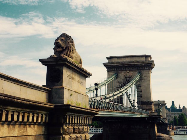 Visiting Budapest Wandering Chocobo