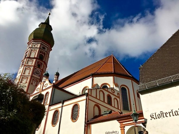 Day trip from Munich to Andechs Monastery Wandering Chocobo