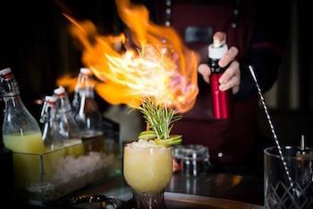 Clique Cocktail Bar Las Vegas