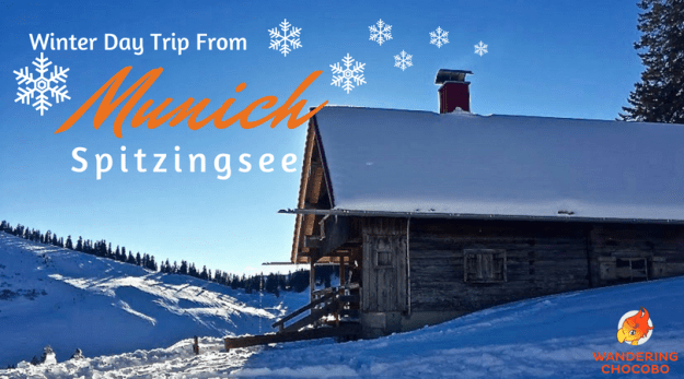 Winter Day Trip from Munich Sledding Spitzingsee