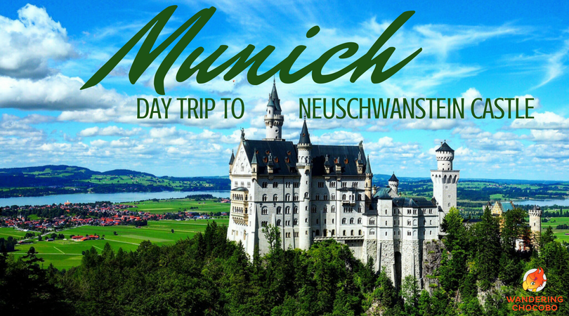 Day Trip from Munich to Neuschwanstein Castle