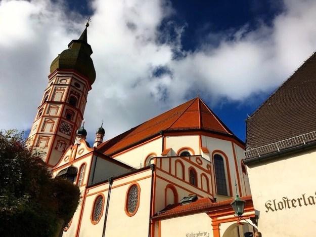 Andechs Monastery Bavaria Germany Wandering Chocobo